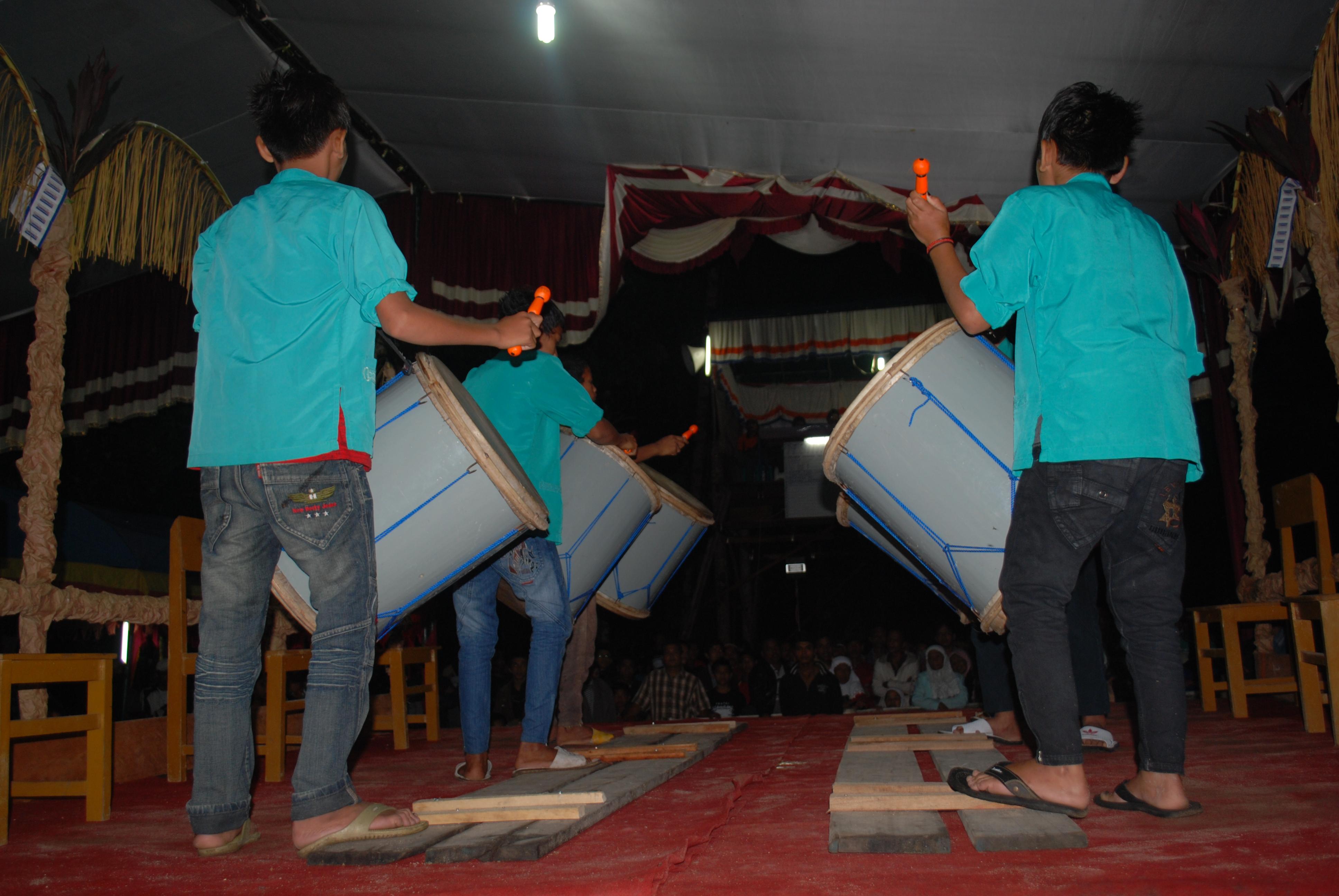 Durga Minang GANDANG TASA DURGA
